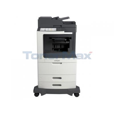 Lexmark MX811dfe MFP